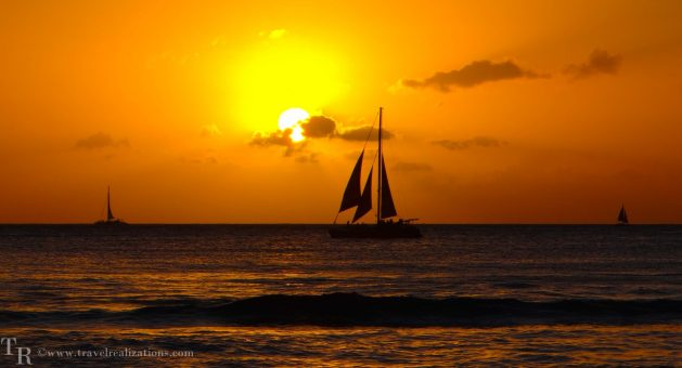 Travel Realizations, Hawaii, Sunsets