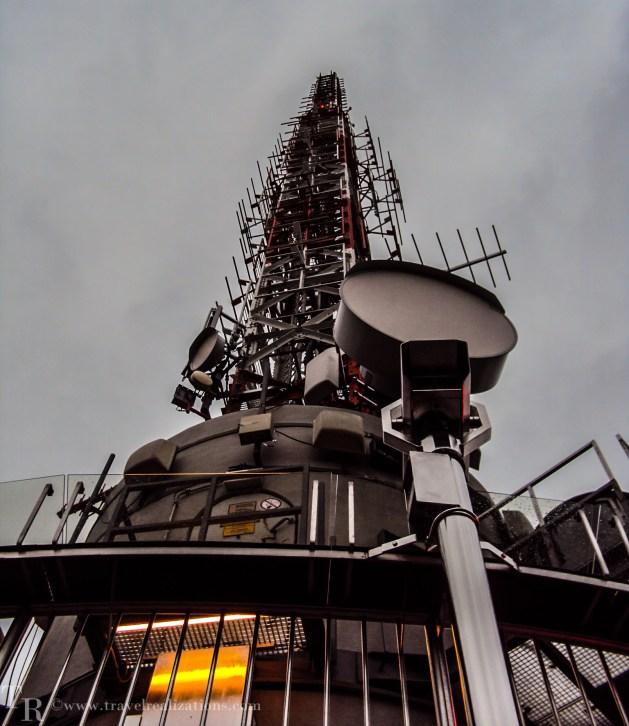 Travel Realizations, Stuttgart TV Tower