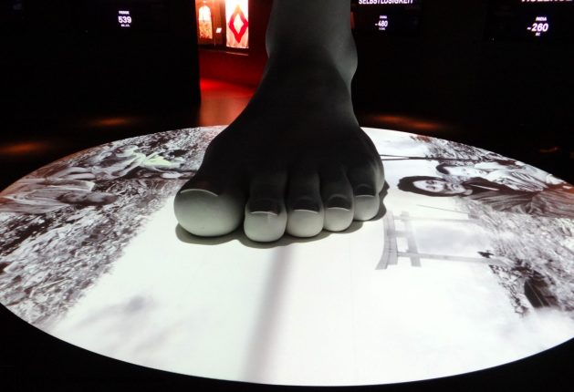Defending human dignity – An exhibition at the Red Cross Museum in Geneva, Switzerland