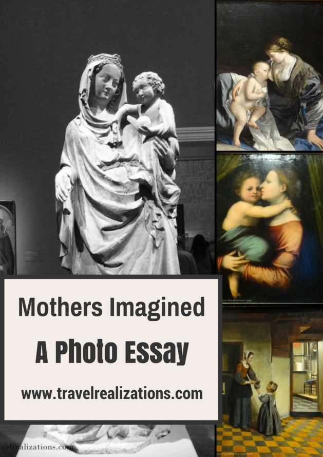 Mother is not just a word, but a feeling.I wondered how artists have represented a mother? I share a photo essay with you all which I call Mothers Imagined. #Mothers #Paintings #Travel #Travelblog