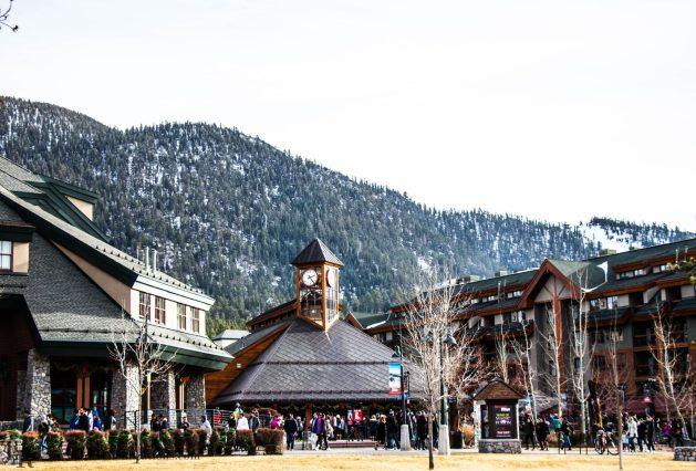 Glimpses of romantic California, Travel Realizations, Tahoe City