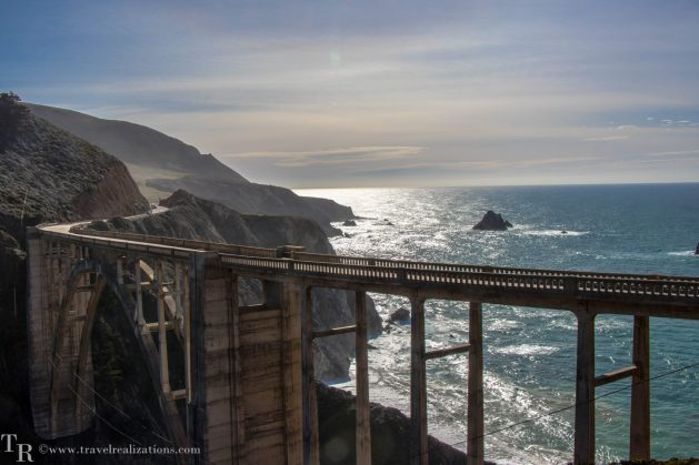Glimpses of romantic California, Travel Realizations, saddle mountain ranch