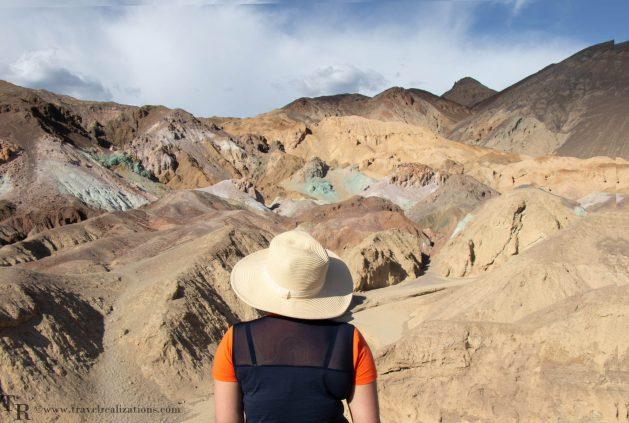 Death Valley National Park- A water-less wonder, Travel Realizations, Photo Essay, Death Valley, Artist's Palette