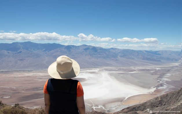 Death Valley National Park- A water-less wonder, Travel Realizations, Photo Essay, Death Valley, Dante's View