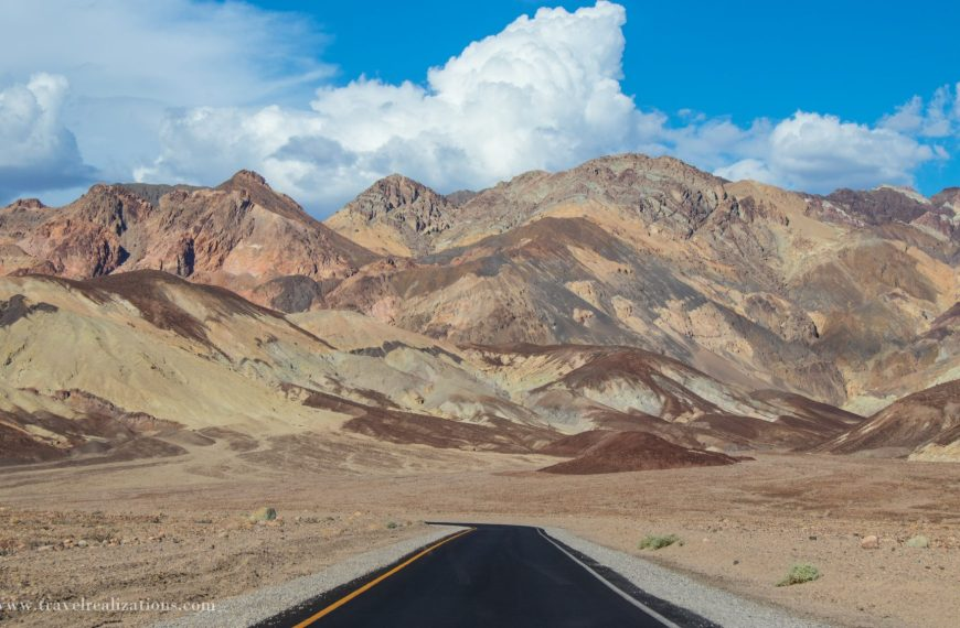 Death Valley National Park – A water-less wonder!