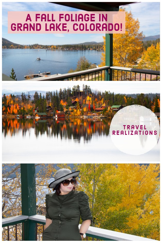 Fall foliage in Grand Lake, Colorado, Travel Realizations