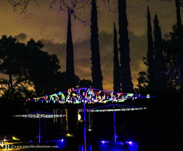 Stories in Light by Bruce Munro - Art that blooms at night, Travel Realizations,