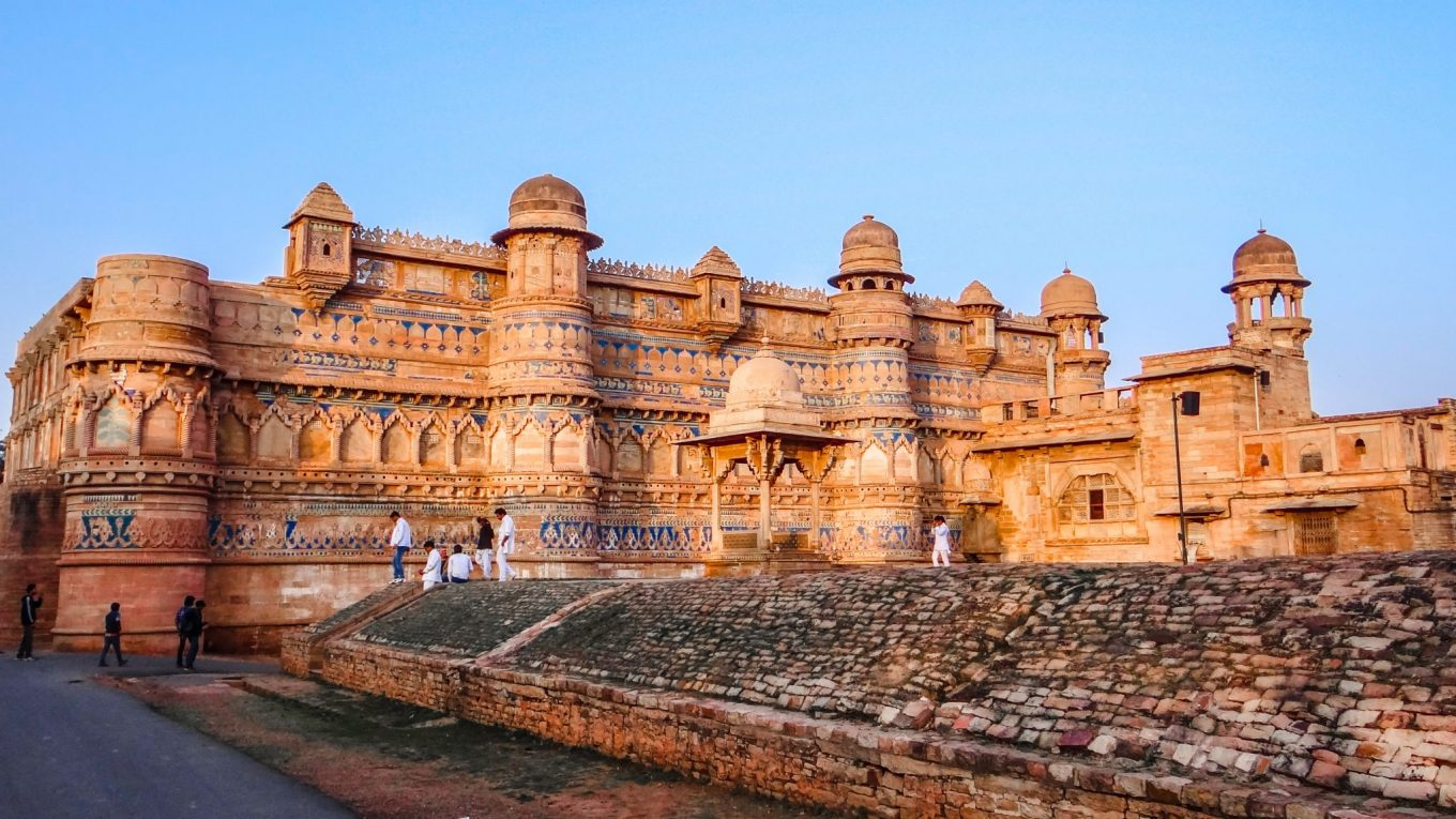 The charm of Gwalior, India - The home to world's second oldest zero!