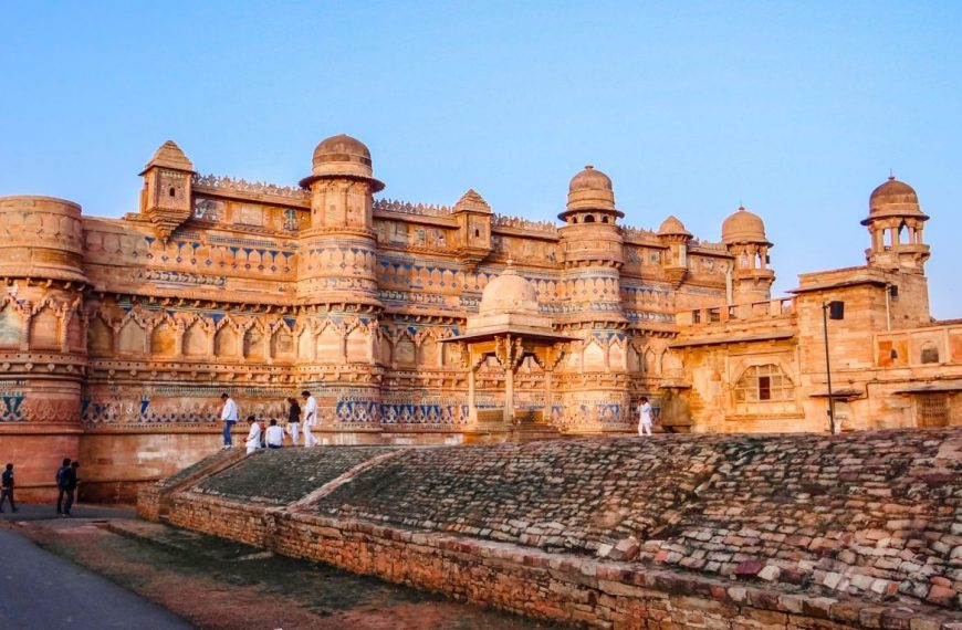 The charm of Gwalior, India – The home to world's second oldest zero!