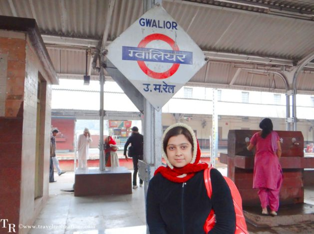 The charm of Gwalior, India - the Home to world's second oldest zero, Travel Realizations, Gwalior Station, Gwalior itinerary