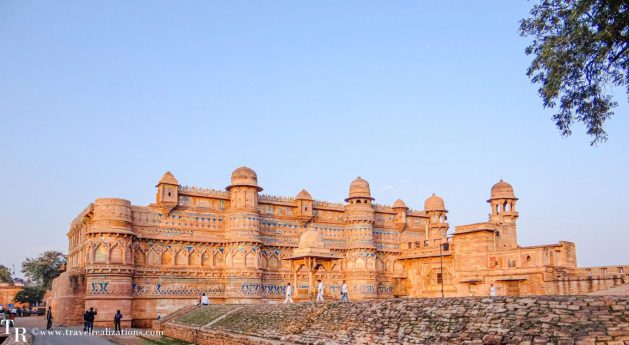 The charm of Gwalior, India - the Home to world's second oldest zero, Travel Realizations, Gwalior Fort, Gwalior tourist spots, Gwalior itinerary