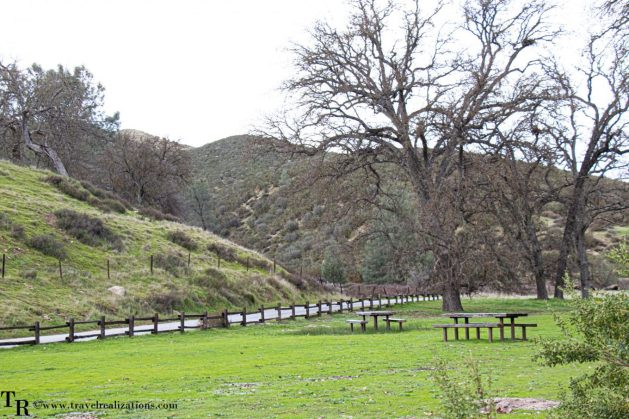 Postcards from Pinnacles National Park, Travel Realizations, visitor center area