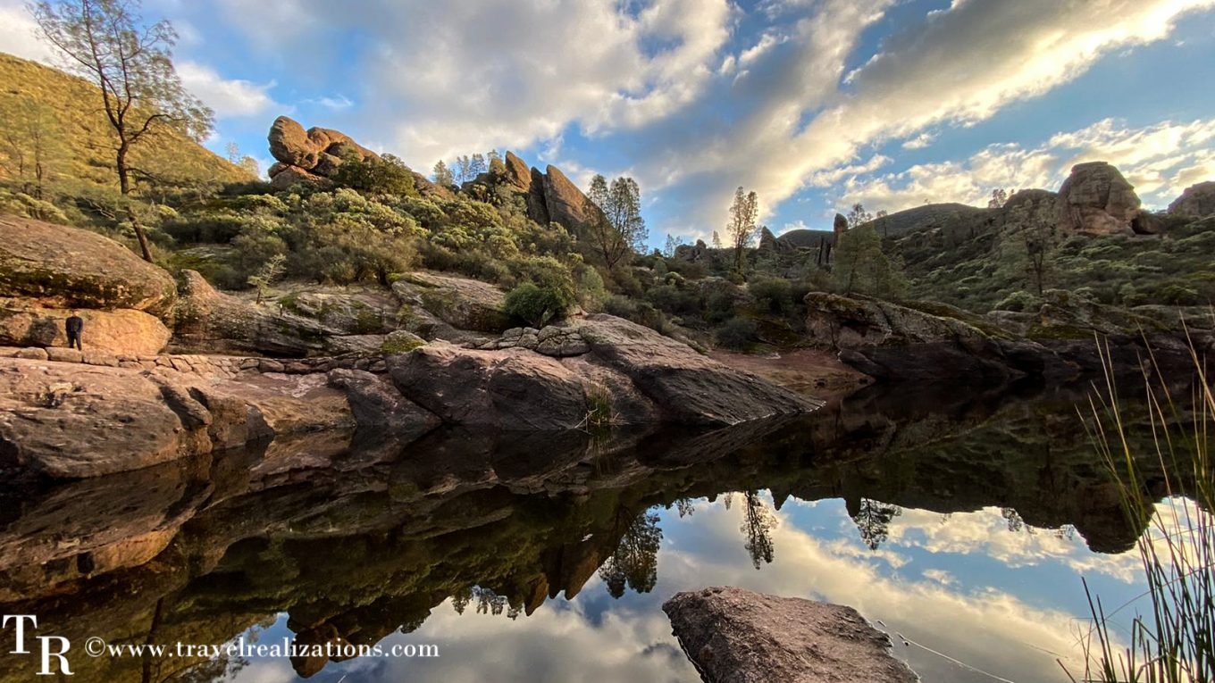 Postcards from Pinnacles National Park!