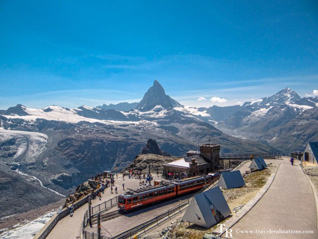 The Zeitgeist of a Lost Summer, Travel Realizations , Zermatt, Switzerland