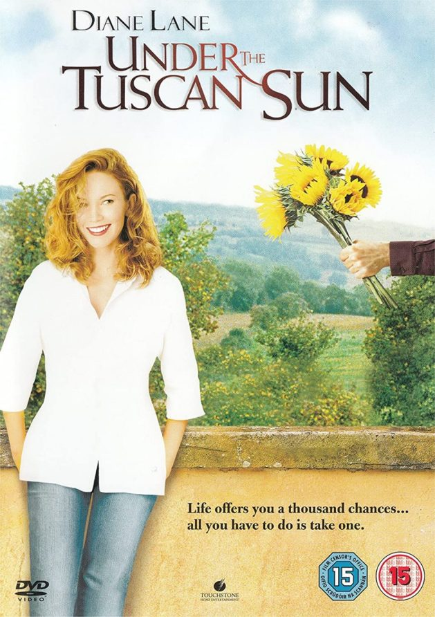 Movies set in Europe to spark your wanderlust, Travel Realizations, Italy, Under the Tuscan Sun