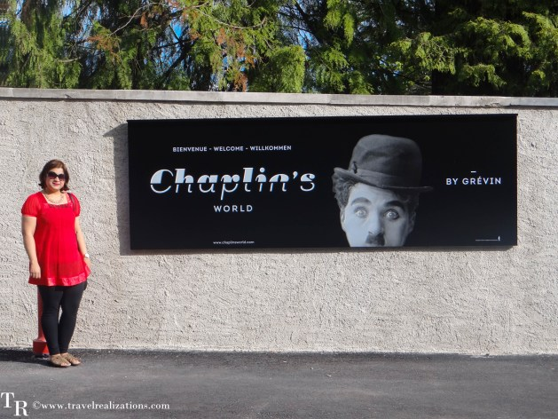 Charlie Chaplin house in Switzerland, Chaplin's world, Travel Realizations