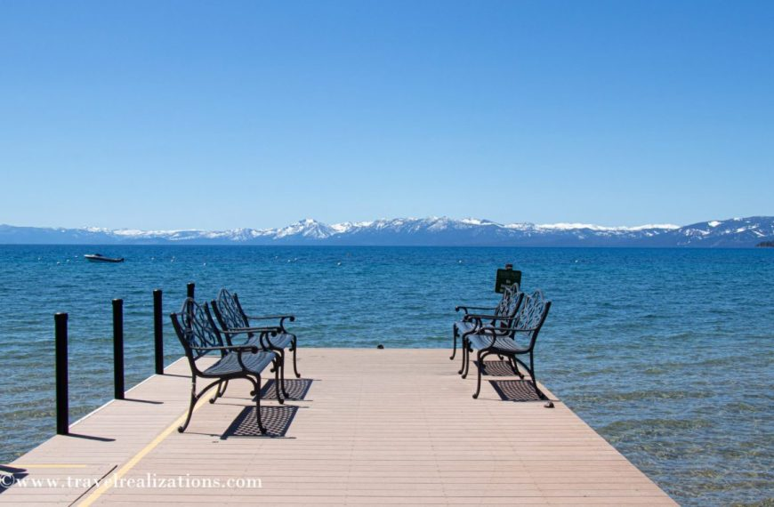 Lake Tahoe in Summer – Perfect 4 days!
