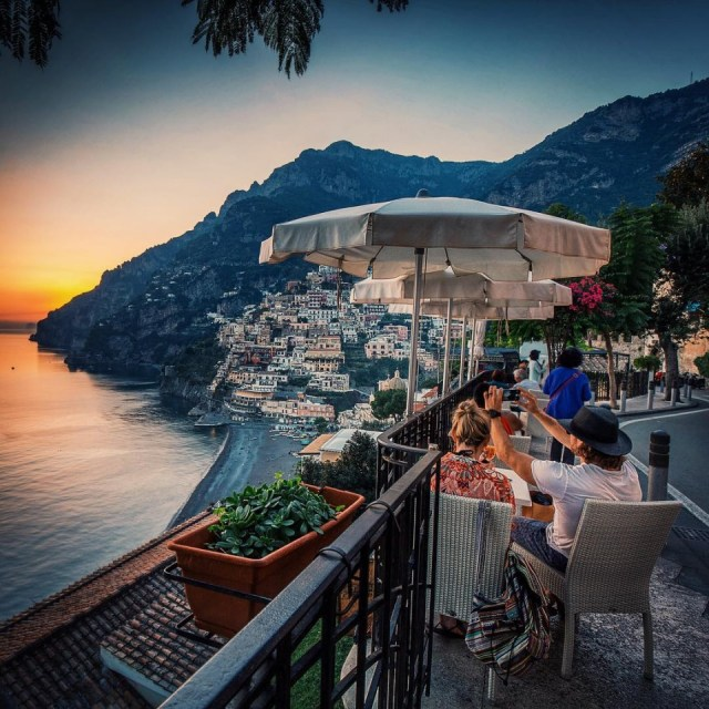 Morning Ben here from @bengreenphotography. Welcome to mine and @byrnephotography takeover on the @travelrepublic Instragram page. We are staying in #Italy for 5 days as we #seizethesun. Last night we visited the beautiful #Positano. Where better to spend an evening watching an epic sunset with that someone special? Anyone fancy seeing this for themselves? I'd highly recommend it!!