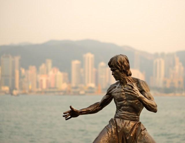 HongKOng walk of fame