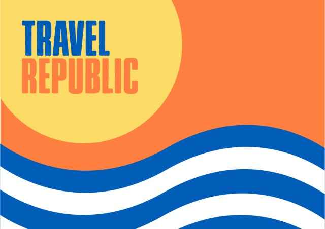 The Flag of The Travel Republic