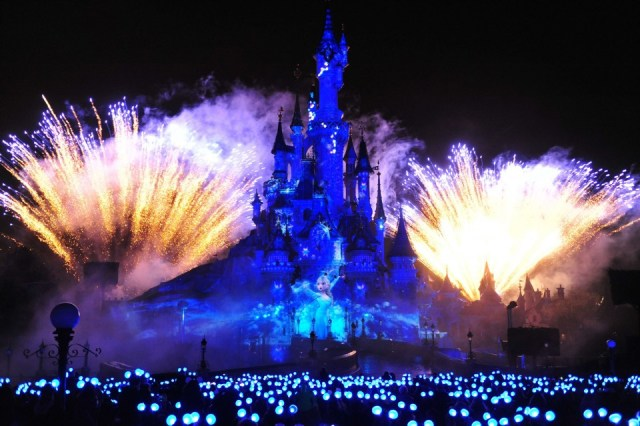 An Exciting weekend at Disneyland Paris