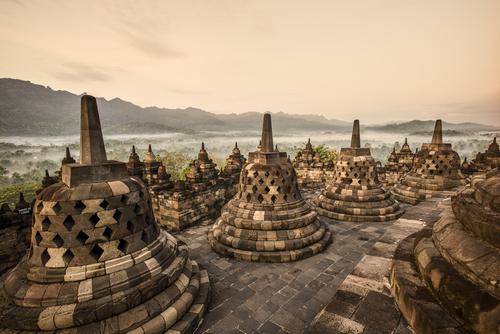 Boroboudur Temple