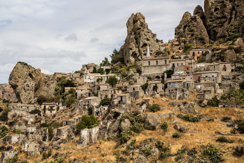 Italy's Ghost Towns