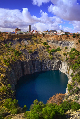 The Big Hole, South Africa