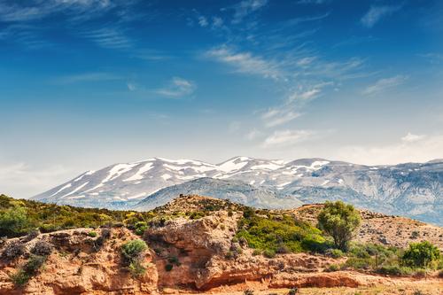 Crete White Mountains