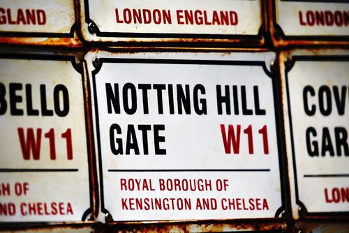 Notting Hill Carnival London Bank Holiday