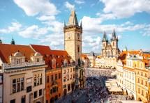 2018 Christmas Market Prague Castle