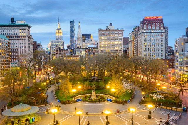 Union Square - New York City