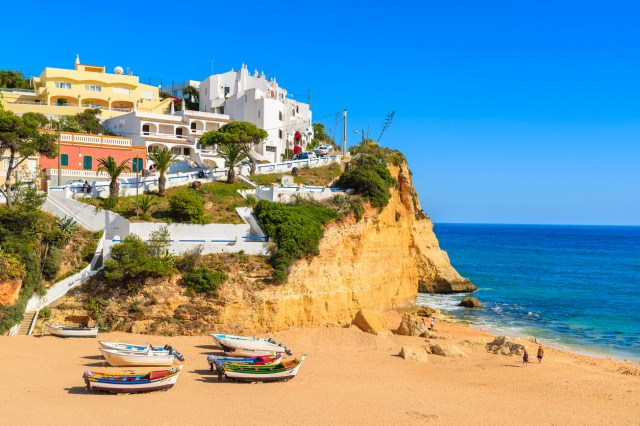 CARVOEIRO BEACH - PORTUGAL