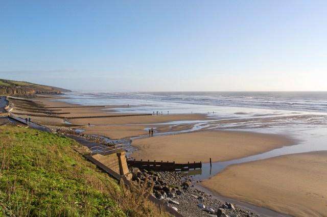 Amroth Beach - Pembrokeshire