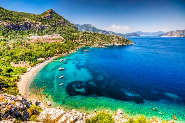 Marmaris Province in Turkey