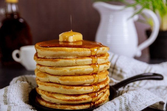 Buttermilk pancake USA