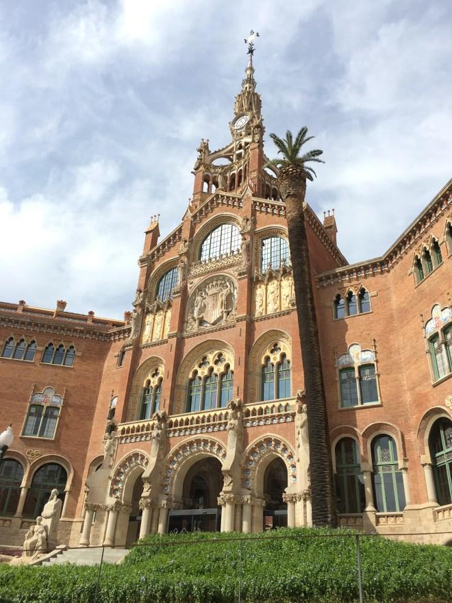 Old Hospital (Gaudi)