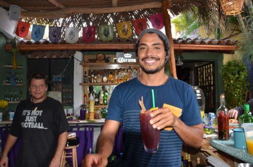 Christian, the beverage artisan