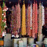 The vibrant market of Tzintzuntzan