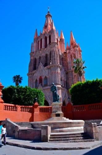 La Parroquia de San Miguel