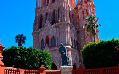 La pintoresca ciudad de San Miguel de Allende