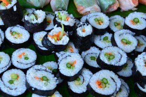 Val's Famous Vegan Sushi