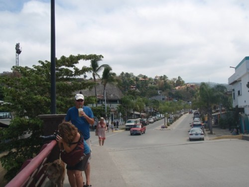 The bridge sayulita