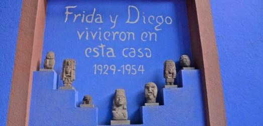 Ciudad de Mexico/Mexico City: Colonia Condesa, Colonia Coyoacán y La Casa Azul