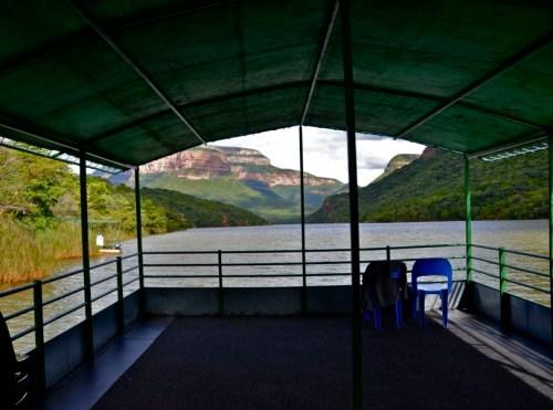 Blyderivierpoort Dam tour
