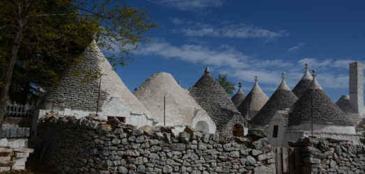 The Curious Trulli of Locorotondo and Otranto's Fresh Sea Air