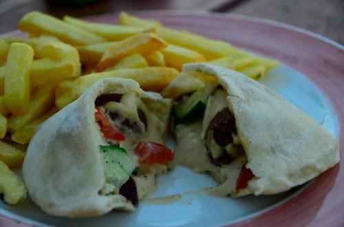 Falafel Betty's Bay