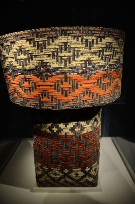 Cherokee Burden Basket by Shan Goshorn