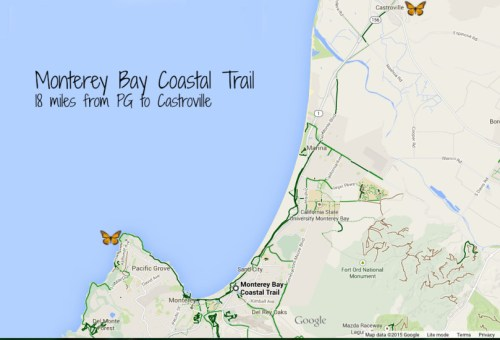 Monterey Bay Coastal Trail