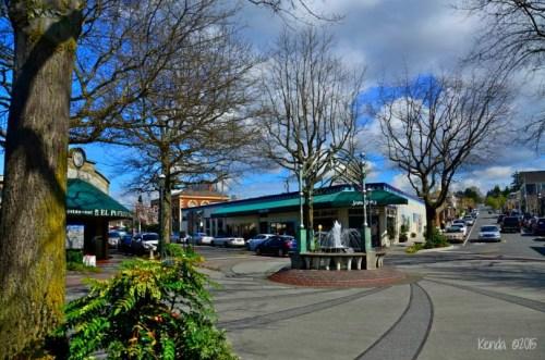 Downtown Edmonds Washington